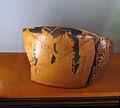 Fragmento de cerámica figuras rojas Cratera Attica c. 450 aC Ermitage (2).JPG