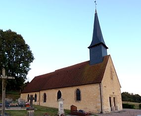 FranceNormandieChamposoultEglise.jpg