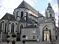 France Blois Cathedral east end a.JPG