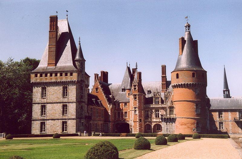Fichier:France Eure-et-Loir Maintenon Chateau 04.jpg