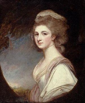 Henry Harford - Image: Frances Harford by George Romney 1785