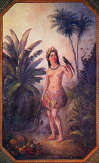 Francisco Pedro do Amaral - Image: Francisco Pedro do Amaral América c 1827