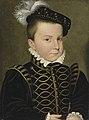 Francois Clouet - Portrait of Hercule-François, Duke of Alençon and of Anjou (1555-1584) 2017 CKS 13673 0011.jpg