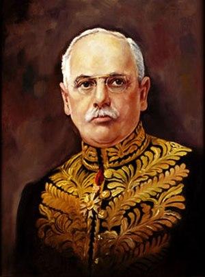 Francis Stillman Barnard - Sir Francis Stillman Barnard