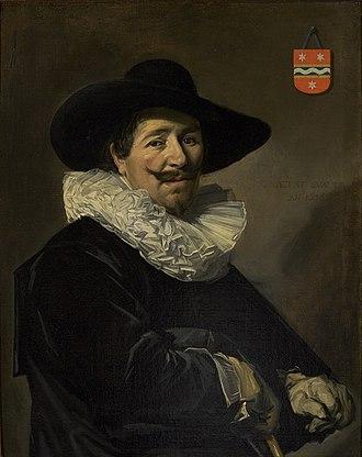 Andries van Hoorn - Image: Frans Hals Andries van Hoorn