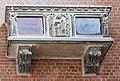 Frari (Venice) interior facade - Monument to Simonetto Dandolo.jpg