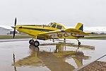 Fred Fahey Aerial Services (VH-FEP) Air Tractor AT-802 at Wagga Wagga Airport.jpg