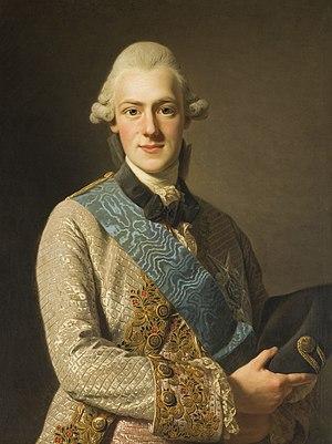 Prince Frederick Adolf of Sweden