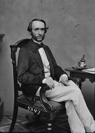 United States Assistant Secretary of State - Frederick William Seward