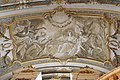 Fresco above the organ - Damenstiftskirche Sankt Anna - Munich - Germany 2017.jpg