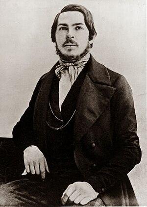 Søren Kierkegaard - Friedrich Engels, ca. 1840s