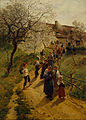 Friedrich Kallmorgen - A spring day - Google Art Project.jpg