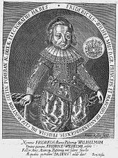 Friedrich Wilhelm als Kind, 1626 (Quelle: Wikimedia)