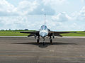 Front View of ROCAF F-CK-1A 1427 on Ching Chuang Kang AFB Apron 20140719.jpg