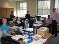 Fundraising Standards Board office and team (3466968492).jpg