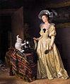 Gérard, Marguerite and Fragonard, Jean-Honoré - Le chat angora -.jpg
