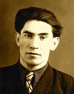 Soviet Tatar linguist