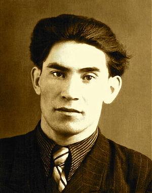 Gabdulkhay Akhatov - Portrait of Professor Gabdulkhay Akhatov