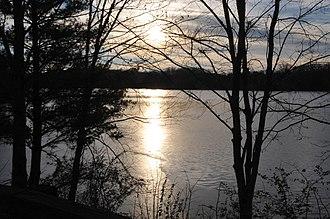 Germantown, Virginia - Germantown Lake