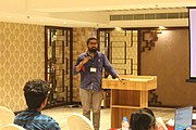 GNT YS2019 Pavan Santhosh explaining about Movement Strategy 2030.jpg