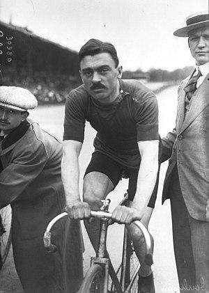Gabriel Poulain - Gabriel Poulain in 1913