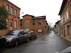 Gaillac-Toulza mairie.JPG