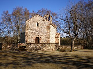 Iglesia de Santa María de Gallecs