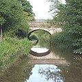Galley Bridge, Macclesfield Canal, Congleton, Cheshire - geograph.org.uk - 567641.jpg