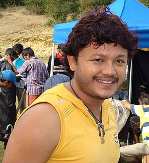 Mungaru Male - Ganesh played the male lead.
