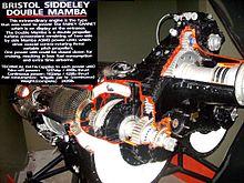 Armstrong Siddeley Double Mamba Wikipedia