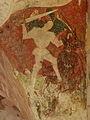 Gargilesse-Dampierre (36) Église Saint-Laurent et Notre-Dame Crypte Fresques 26.JPG