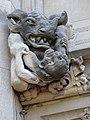 Gargoyle Sculpture - Danforth Campus - Washington University - St. Louis - Missouri - USA (40158587360).jpg