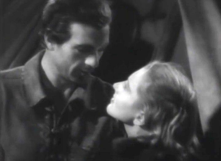 Gary Cooper in The Plainsman 1936