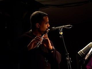 Gary Thomas (musician) American jazz saxophonist and flautist (born 1961)