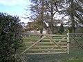 Gate at Severnvale - geograph.org.uk - 738568.jpg