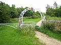 Gateway to Shildon Green Millennium Meadow - geograph.org.uk - 486524.jpg