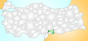 Gaziantep Turkey Provinces locator.jpg