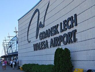 Lech Wałęsa - Gdańsk Lech Wałęsa Airport