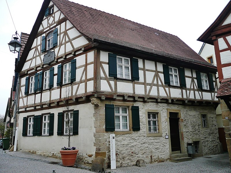 Geburtshaus Ludwigsburg