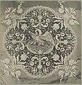 Gedeelte koorkap met afbeelding van pelikaan - Assendelft - 20320395 - RCE.jpg