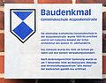 Gedenktafel Atzpodienstr 46 (Liber) Gemeindeschule.jpg