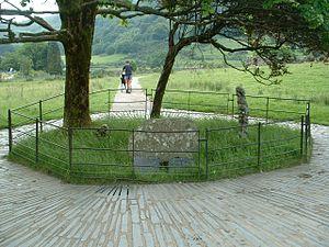 Gelert - Gelert's Grave, Beddgelert, 2010