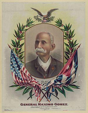 Gómez, Máximo (1836-1905)