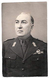 Constantin Tobescu Romanian general