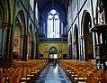 Gent Basiliek Onze Lieve Vrouw van Lourdes Innen Langhaus West 2.jpg