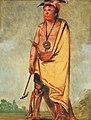 George Catlin - No-ak-chóo-she-kaw, He Who Breaks the Bushes - 1985.66.216 - Smithsonian American Art Museum.jpg