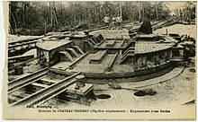 paris gun wikipediaPostwar Diagram Of A Paris Gun Shell 4 #4