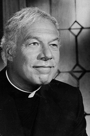George Kennedy - Promotional photo of Kennedy for the TV series Sarge, 1971