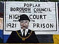 George Lansbury on Poplar rates rebellion mural - geograph.org.uk - 866107.jpg