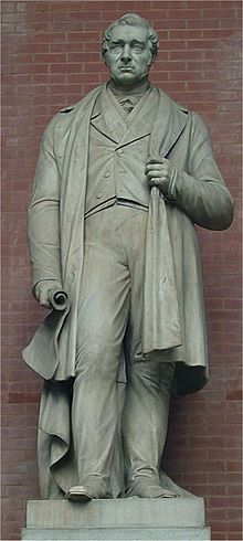 George Stephenson - National Railway Museum - 2005-10-15.jpg